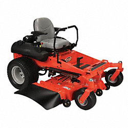 Zero Turn Mower, 24.5 HP, 60 In.Cut Width