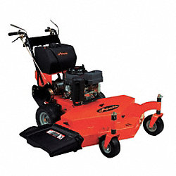 Mower, 48 In.Wide, 16HP, Variable Speed