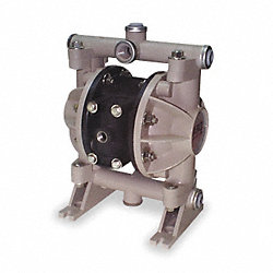 Pump, Diaphragm, 1/2 In
