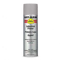 Rust Preventative Spray Primer, Gray, 15oz