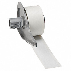 Tape, White, 50 ft. L, 1 In. W