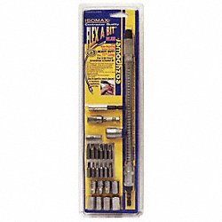 Flex A Bit Plus Socket Kit, 25pcs
