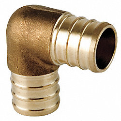 Elbow, PEX Crimp x PEX Crimp, 1/2 In.