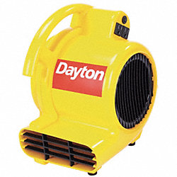 Portable Blower.Yellow.115 V.500 CFM