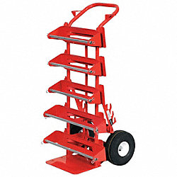 SmartCart, Heavy Duty w/ Racks, Cap 600Lb