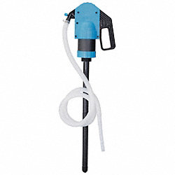 Drum Pump, Lever, 17 Oz Per Stroke