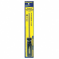Security Torq-Set Screwdriver, #6