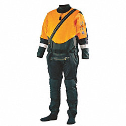 Swift Water Rescue Dry Suit, XX-Large
