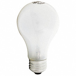 Incandescent Light Bulb, A19, 75W