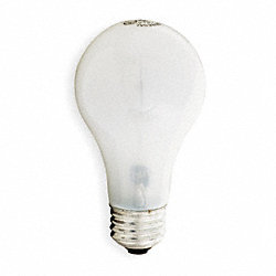 Incandescent Light Bulb, A19, 60W