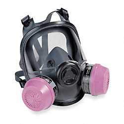 North(TM) 5400 Full Face Respirator, S