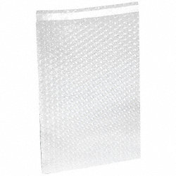 Bubble Bags, 3/16 In, 15-1/2x10 In, Pk 250
