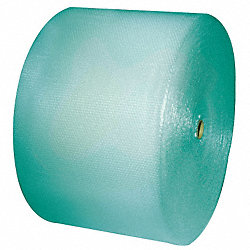 Bubble Roll, 24In. x 300 ft., Green, PK2