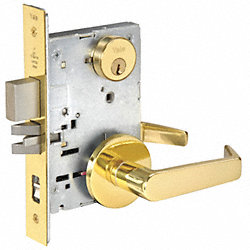 Mortise Lock, Rose , Classroom Intruder