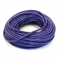 Patch Cord, Cat5e, 75Ft, Purple