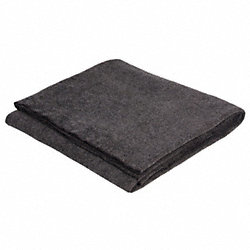 Emergency Relief Blanket, Gry, 62x80, PK 50
