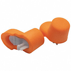 Ear Plugs, 20dB, w/o Cord, Univ, 50 Pair