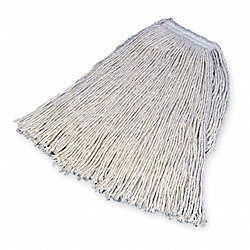 Cut End Mop Head, 24 oz.