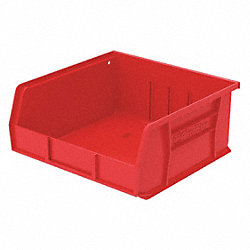 Stack & Hang Bin, 7x16 1/2x14 3/4, Red