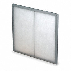 Electrostatic Air Filter, 25x14x1 in.