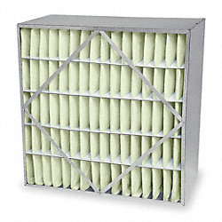 Rigid Cell Filter, 12x24x12 In.