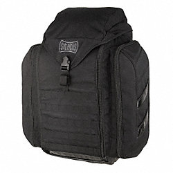 Trauma Bag, Stealth, Nylon, 8inx18inx23in