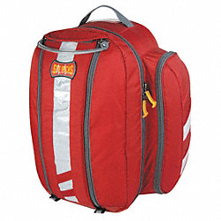Trauma Bag, Load N Go, Nylon, 7inx19inx20in