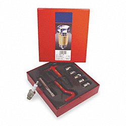 Solid Thread Repair Kit, M14x1.25, 3 Pcs