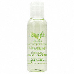 Shampoo, 1.1 Oz., Clear, Pk 200