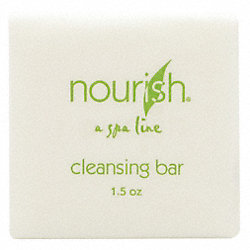 Cleansing Bar Soap, 1.5 Oz., White, Pk 200