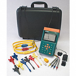 Power & Harmonics Analyzer, 9.99MW, 3000A