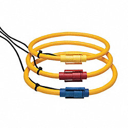 AC Flexible Current Probe Set, 3000A