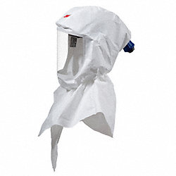 Versaflo(TM) Double Bib Painter Hood