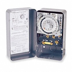Defrost Timer, 208/240V, SPDT Switch