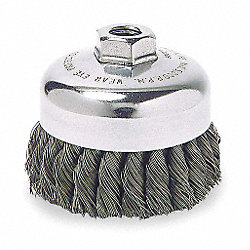 Knot Cup Brush, 4 In