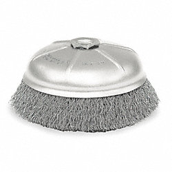 Crimped Cup Brush, 4 In