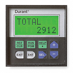 Speed Control, 2-Line LCD, 8 Digit, 115VAC