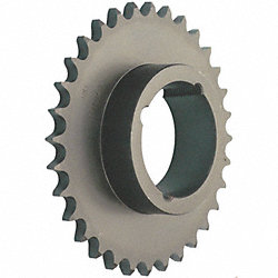 Sprocket, Taper-Lock(R), #50, O D 3.113 In