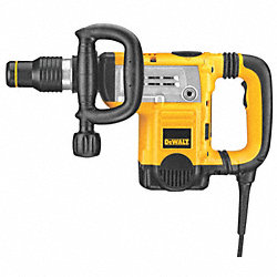 SDS Max Chipping Hammer Drill, 13.5A