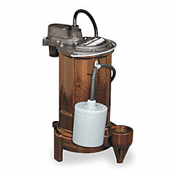 Effluent Pump, 1/2 HP