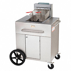 Outdoor Portable Fryer, 35-40 Lb