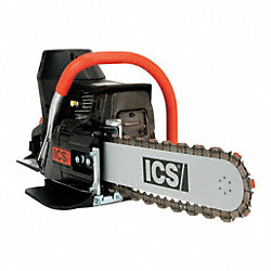 Concrete Chain Saw, 14 In. Bar, 5.7 HP