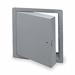 Access Door, Flush, Fire Rated, 8 In x 8 In