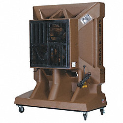 Portable Evaporative Cooler, 8000 cfm