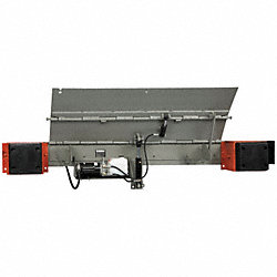 Edge of Dock Leveler, Hydraulic, OAW104In