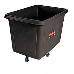 Black Cube Truck, 20 Cu. Ft., 600 Lb. Load