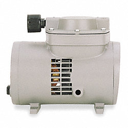 Compressor Pump, 1/15 HP, 60 Hz, 115V