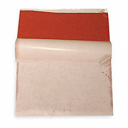 Fire Barrier Putty, 8x4 In., Red-Brown