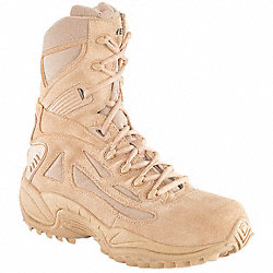 Military Boots, Comp, Mn, 12, Tan, 1PR