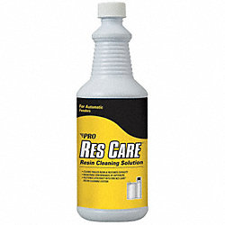 Water Softener Cleaner, Liquid Resin